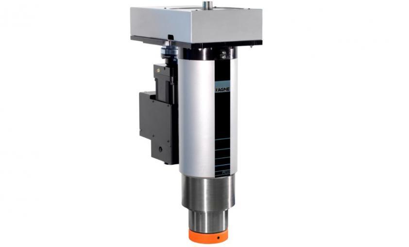 AGME在2016年EMAF上展示其新型电动压力机