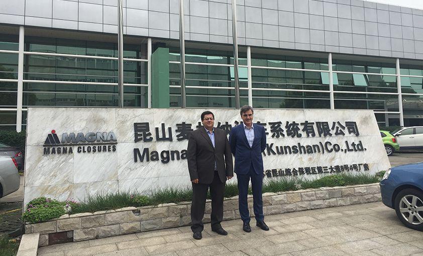 AGME加强与中国二线制造商的业务
