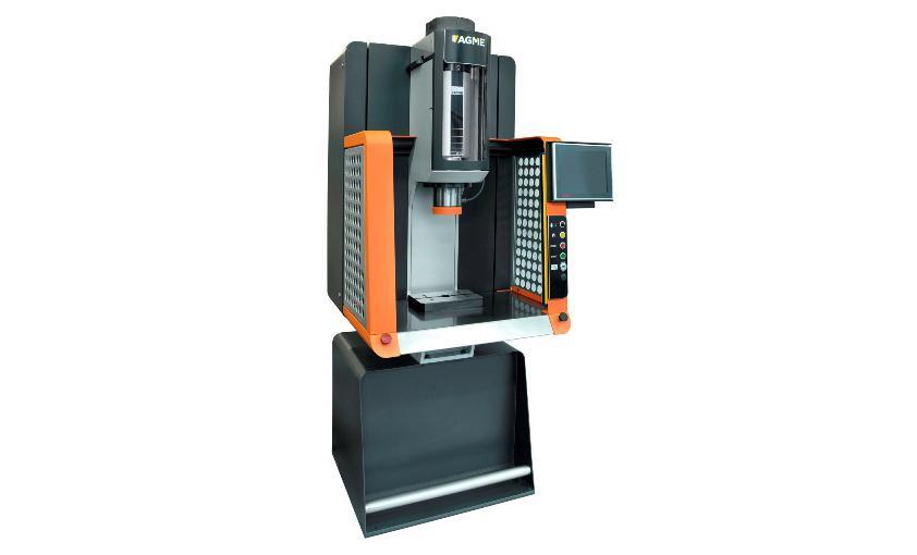 AGME推出新型AGME PE-50电动压力机